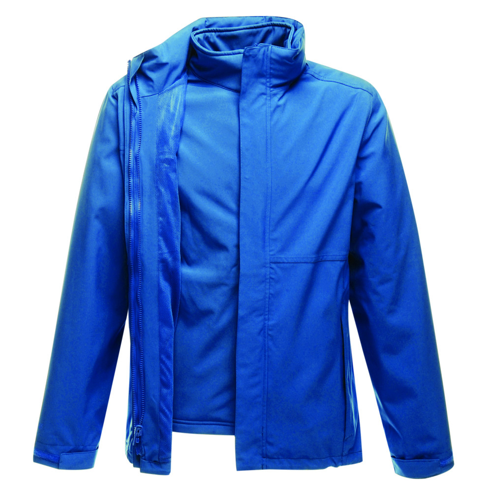 Veste imperméable stretch 3 en 1 Regatta Professional KINGSLEY - Bleu