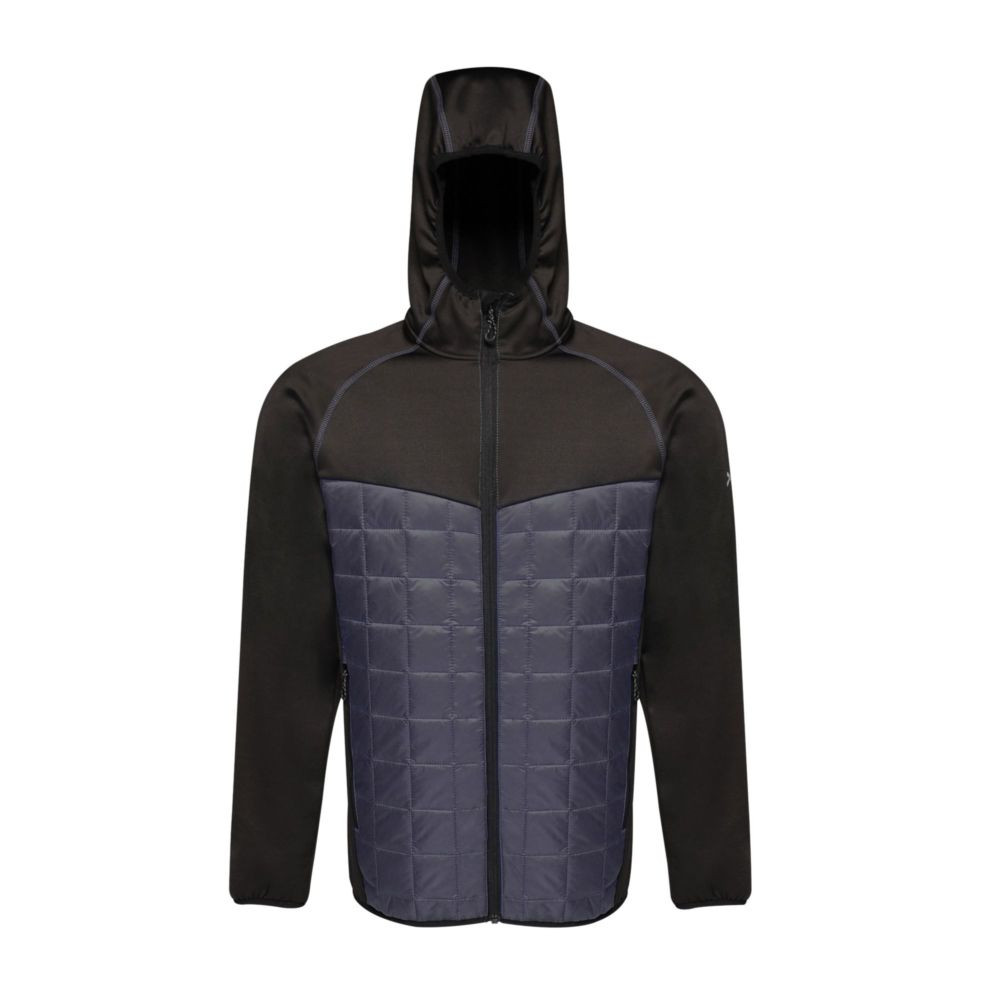 Veste isolante Regatta Professional X-PRO MODULAR - Gris noir
