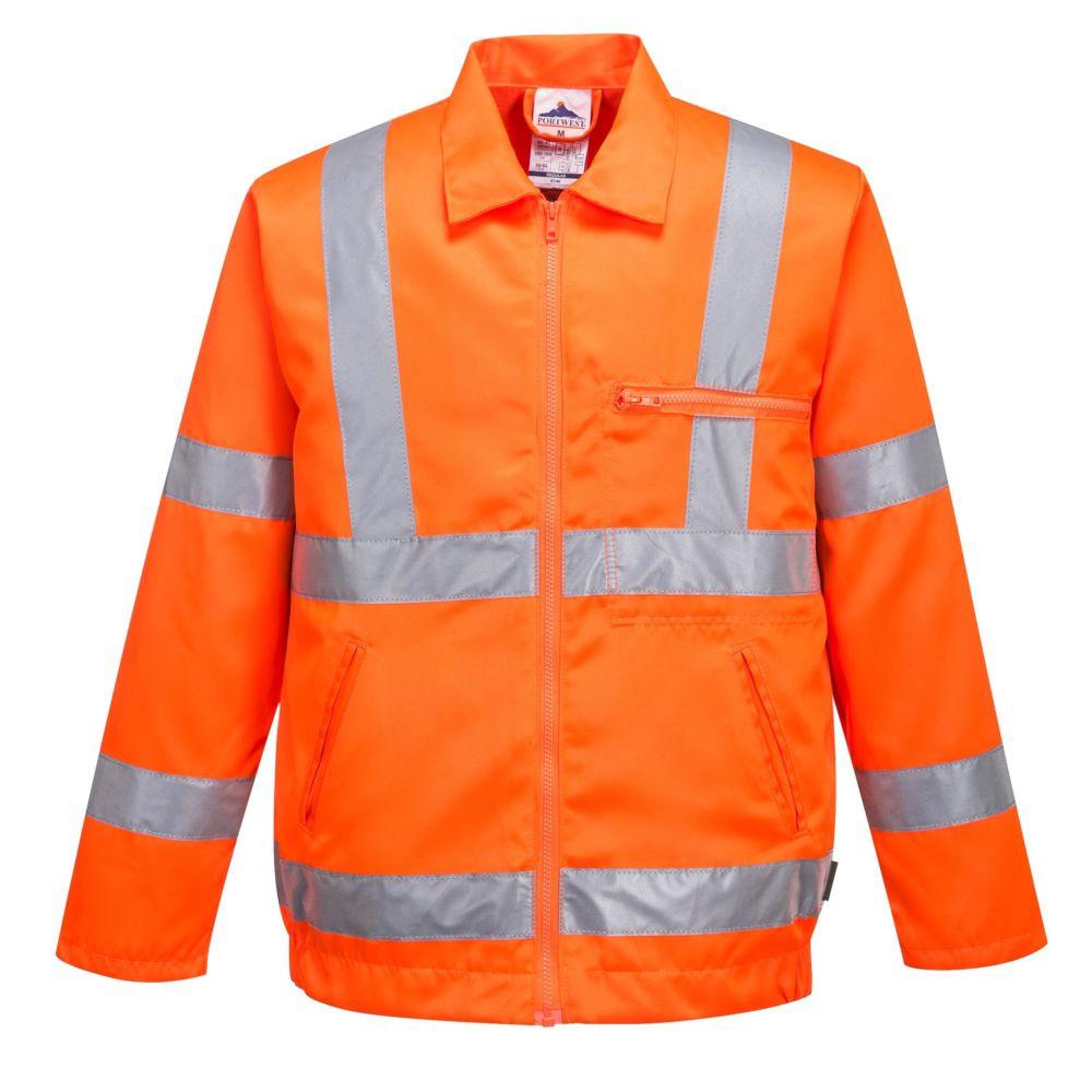 Veste haute visibilité Portwest GO/RT polycoton - Orange