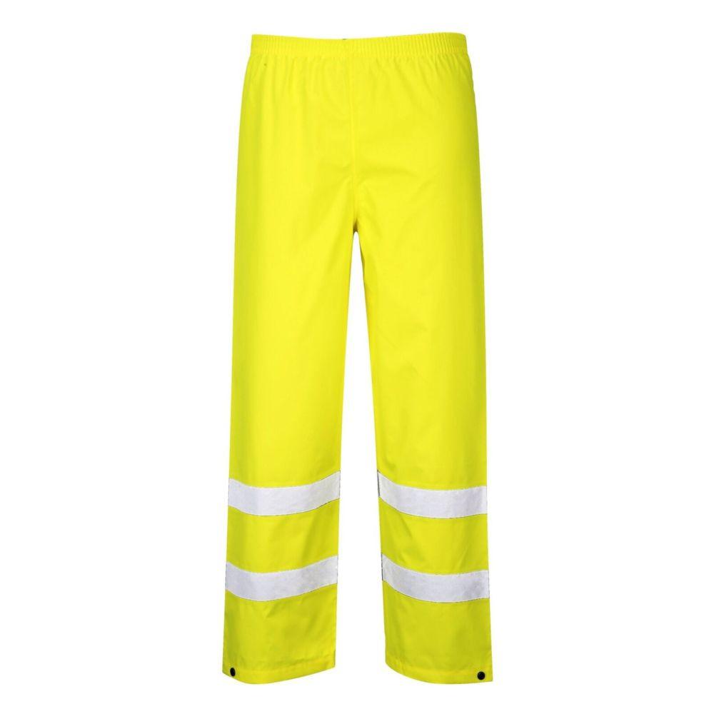 Pantalon haute visibilité Etanche Portwest Traffic - Jaune