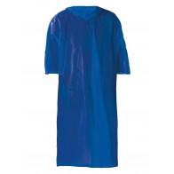 Poncho Unisex Kariban bleu