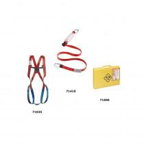 Kit antichute Toplock 71605 harnais + absorbeur + coffret