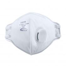 Masque respiratoire pliable à valve Portwest NR D FFP3 (boite de 20...