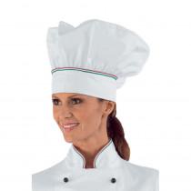 Toque de chef Italien Isacco motif Italy