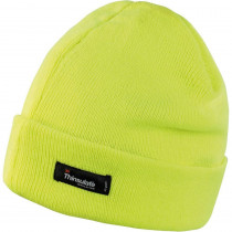 Bonnet de travail léger Thinsulate Result-Yellow