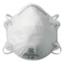Masque à coque Sup Air à usage unique FFP2D SL (boite de 20)