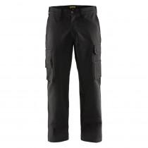 Pantalon de travail Blaklader cargo 100% coton