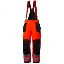 Pantalon imperméable haute visibilité à bretelles Helly Hansen ALNA...