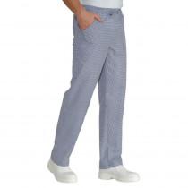 Pantalon de cuisine Ultra Léger Isacco Extra Light motif