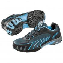 Baskets de sécurité basses femme Puma Fuse Motion Blue S1 HRO SRC