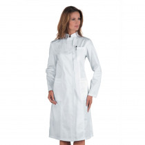 Blouse médicale femme Isacco Camice Ponza manches longues
