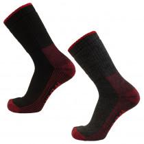 Chaussettes de travail hiver laine LMA CRONOS (Lot de deux paires)