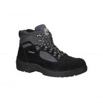 Chaussure de sécurité Brodequin Steelite Portwest Hicker S3 Noir