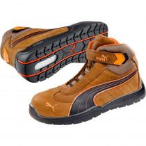 Chaussure de sécurité montante Puma Indy Mid 100% non métallique S3...