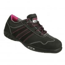 Chaussures de sécurité femme 100% non métalliques Safety Jogger Cer...