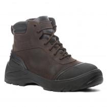 Chaussures de sécurité hautes Coverguard Titanite S3 SRC côté 1