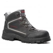 Chaussures de sécurité montantes Coverguard Aragonite S3 SRC 100% non métalliques côté 1