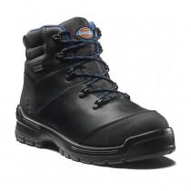 Chaussures de sécurité montantes Dickies Cameron S3 WR SRC noir
