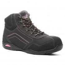 Chaussures de sécurité montantes femme Coverguard Rubis S3 SRA HRO