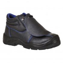Chaussures de sécurité soudeurs montantes Portwest S3 SRC HRO Metat...