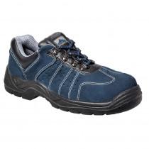 Chaussure de sécurité Portwest Steelite Trainer aérée S1P noir bleu