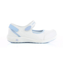 Sandale de travail Oxypas Nelie bleu clair
