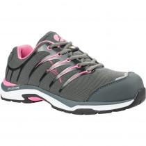 Chaussure de sécurité femme Albatros Twist Pink S1P ESD HRO SRC