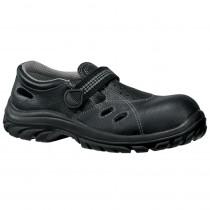 Chaussure de sécurité basse Lemaitre S1P Sandfox SRC noir