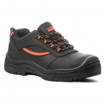 Chaussure de sécurité basse cuir  Coverguard PEARL S3 SRC Coté 1