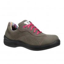 Chaussure de sécurité basse femme Lemaitre S1P Pink SRC