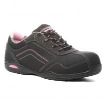 Chaussures de sécurité basses femme Coverguard Rubis S3 SRA HRO côté 2