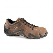 Chaussure de sécurité basse Lemaitre S2 Easybrown SRC
