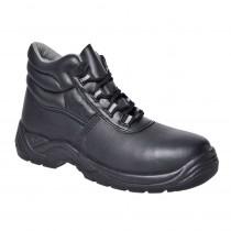 Chaussures de sécurité 100% non métalliques Portwest Brodequin S1 Compositelite - Noir