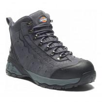 Chaussures de sécurité montantes Dickies Gironde S3 SRC gris