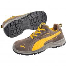 Chaussure de sécurité basse Puma Omni Brown Low S1P SRC