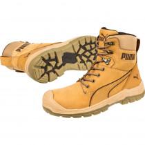 Chaussures de sécurité montantes Puma Conquest Wheat High S3 HRO SRC