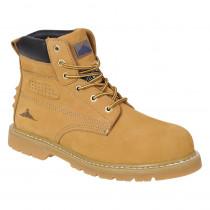 Chaussures de sécurité montantes Brodequin Nubuck Steelite SBP HRO ...