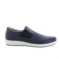Chaussure de travail Oxypas Roy bleu marine