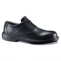 Chaussure de sécurité basse cuir Lemaitre S3 Pegase SRC noir