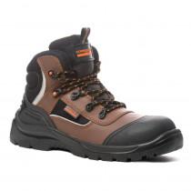 Chaussures de sécurité montantes Coverguard Granite S3 SRC côté 1
