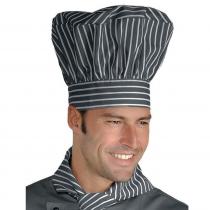Toque de chef cuisine Isacco Londra
