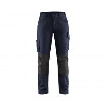 Pantalon de services femme Blaklader +STRETCH