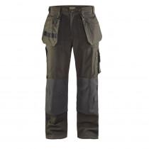 Pantalon de travail Blaklader artisan cordura nyco