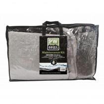Kit d'absorbants de maintenance 50 litres Portwest Gris