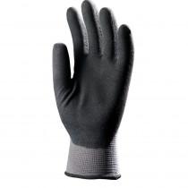 Gants de travail précision nylon enduit Latex Eurotechnique 6330 (l...