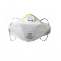 Masque respiratoire pliable à usage unique avec valve Sup Air FFP1 ...
