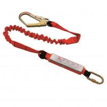 Absorbeur d'énergie avec sangle d'attache et connecteurs Toplock 71415