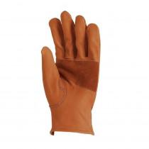 Gants de protection en cuir renfort paume Eurotechnique 2270 (lot d...