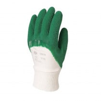 Gants antidérapants Eurotechnique latex crêpé 3810 (lot de 12 paire...