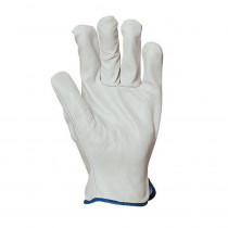 Gants de manutention en cuir de buffle Eurotechnique 2240 (lot de 1...